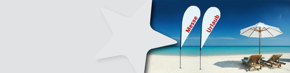 beachflags drucken lassen g nstig online von flyerpilot. Black Bedroom Furniture Sets. Home Design Ideas