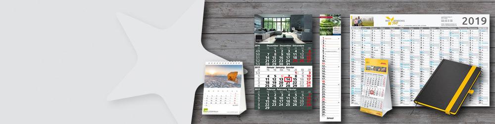 Kalender 2019 Übersicht