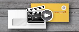 Video zu Briefhüllen und Versandtaschen