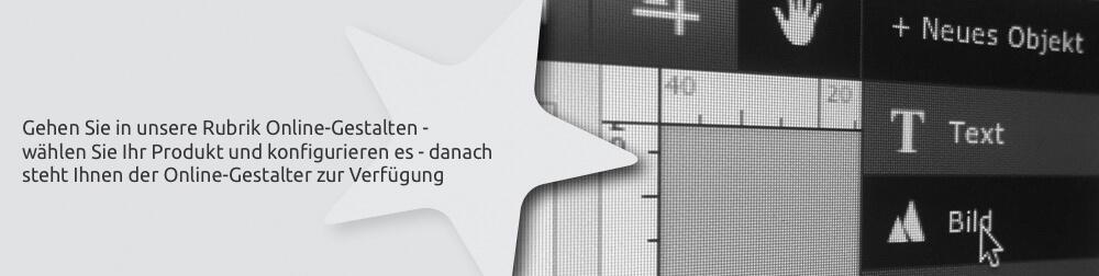 Online Gestalter für XXL-Poster